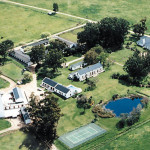 Arial view of Varsfontein