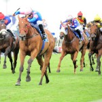 Captain America wins Horse Chestnut Stakes