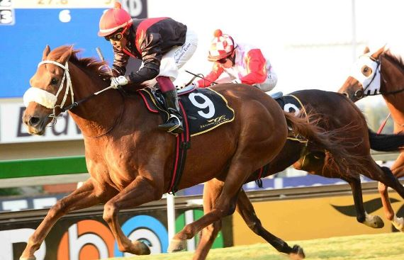 Coral-Fever wins Jubilee